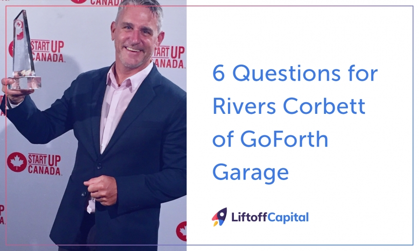 Six Questions for Rivers Corbett of GoForth Garage